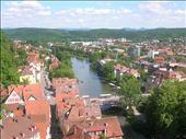 A view from the church tower: by shaneroehl, Views[383]