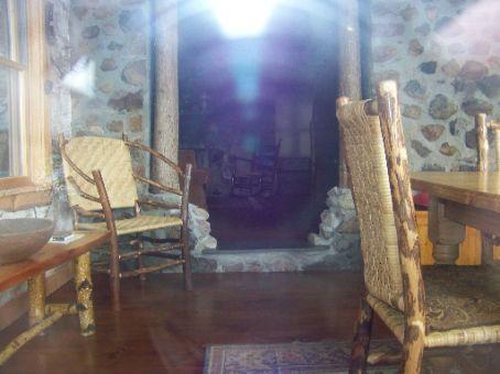 inside camp