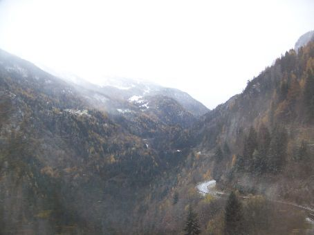 the valley below...far..far below