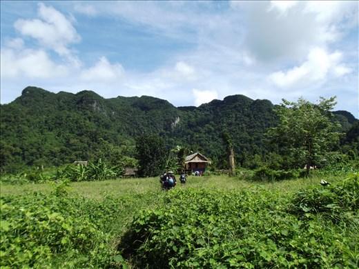 Walking in the light - Phong Nha-Ke Bang National Park