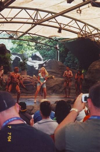 Dancing with the Aboriginals