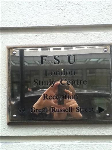 We found the FSU international student center!