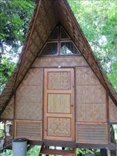 One of the chalets which are small but very cute and all handmade with many local materials.: by shazbot, Views[132]
