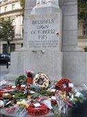 Near Trafalgar Square; a wonderful quote.: by shire_girl, Views[177]