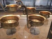 The collection of early golden bowls with horse handles in the National Museum.: by shire_girl, Views[25]