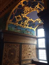 Beautiful design in the King's bedroom.: by shire_girl, Views[34]