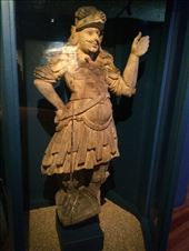 Wooden carving about 3' tall from the Kronan.: by shire_girl, Views[21]
