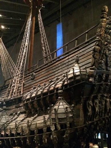 The Vasa.