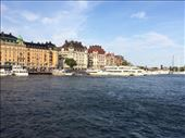 Coming back into Stockholm.: by shire_girl, Views[144]