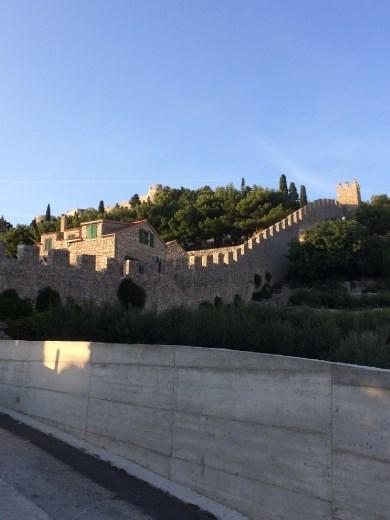 Hvar fortress.