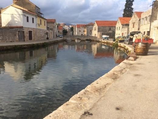 Vrboska - Little Venice.