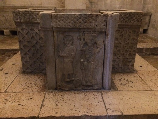 The Baptismal Font - Split.