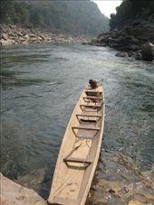 Boat in Phonsi: by shockalotti, Views[253]