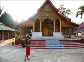 Temple outside of Luang Prabang: by shockalotti, Views[175]