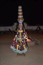 Kalbeliya dancer: by shomaabhyankar, Views[56]
