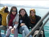 I met some young teachers on the boat ride over to Akdamar Island: by shrummer16, Views[289]