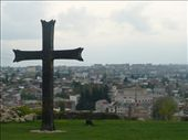 The views from Bagrati's grounds over Kutaisi: by shrummer16, Views[410]
