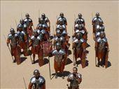 Yessssss, dramatic re-enactment of Roman gladiators!!: by shrummer16, Views[417]
