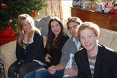 The cousins - Amy, Sarah, Gubby (Sarah's beau), and Oscar: by shrummer16, Views[2576]
