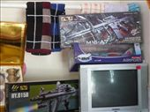 An interesting collection of goods for sale at a general store run on a micro-credit loan from FMFB: by shrummer16, Views[199]