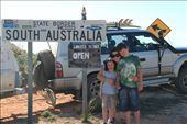 At the border of SA and NSW.: by siblysgotroppo, Views[271]