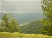 A Very Lite Rainbow in Base of Mountain: by siddiqui, Views[104]