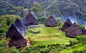 Formation of Mbaru, traditional house of Manggarai tribe: by sidiqpambudi, Views[178]