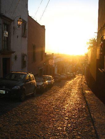 When the Sun goes down en San Miguel...