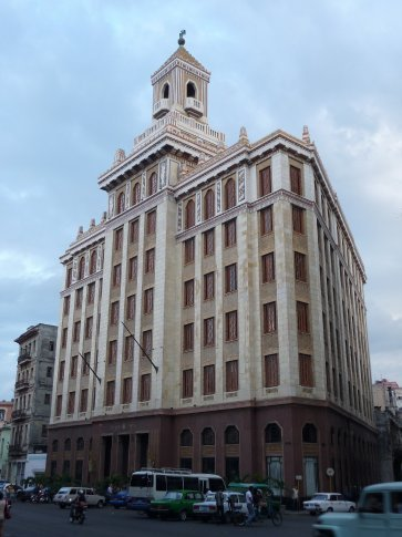 The Barcardi Building