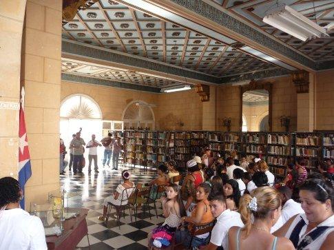 Trinidad library