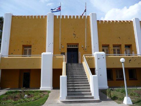 26 Julio 1953, Mocada Barracks