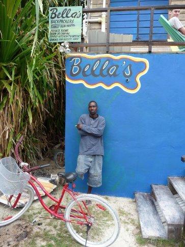 Mishan, Bella's owner...Its Betta!