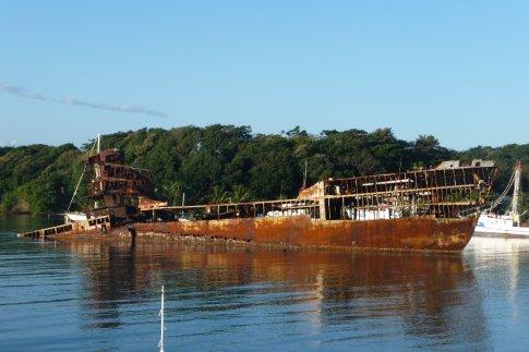 Coxen Hole Docks