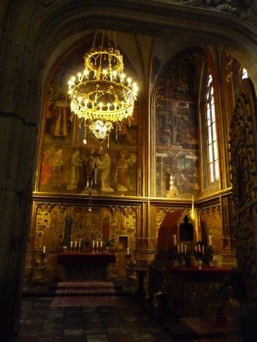 King Wenceslas tomb