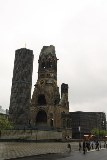 The Keiser Wilhelm Memorial Church
