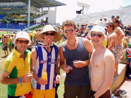 All kanga fans