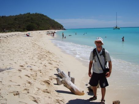 More priceless antiguan beach