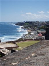 Old San Juan from the fort: by simon_castles, Views[270]