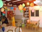 It simply wouldn't be Didi's birthday without balloons.: by simon_hennig, Views[202]