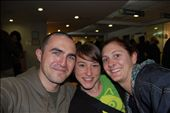 Christian, Diana and I at the Film night for Un Mundo Sin Colores: by simonefrancis, Views[744]