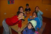 Children eating bananas at 'Seeds of Hope': by simonefrancis, Views[621]