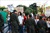 Protest march for animal liberation in Cali: by simonefrancis, Views[312]