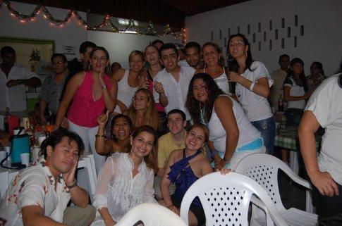NY´s in Tefe, Brazil