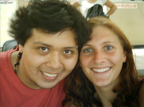 Ramon and I in Salta