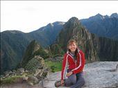 Laus overlooking Machu Picchu: by simonmurnane, Views[165]