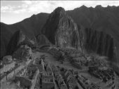 Machu Picchu (B&W version): by simonmurnane, Views[153]