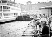 Wherever there is water there are always fisherman. Nothing like a fresh lunch! : by simonward, Views[577]