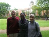 On day 1 we visited University of KZN with our family friends: by siobhan2014, Views[209]