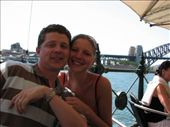 Jason & Tash We enjoyed a lovely seafood meal on the water.: by siobhansaunders, Views[160]
