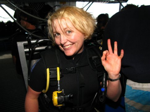 Diving with Silver Swift, Cairns